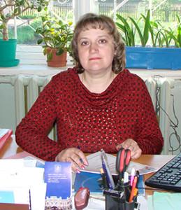 Елена Анатольевна Рыболовлева.