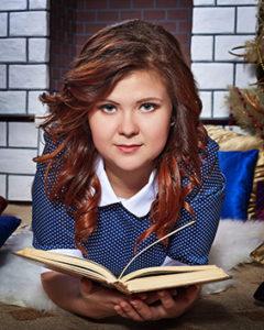 Екатерина Титлянова стрижи